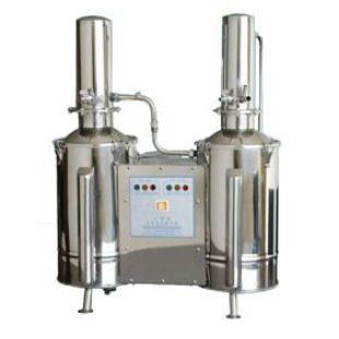 DZ20C 双塔双体不锈钢蒸馏水器 上海新诺