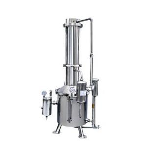 不锈钢蒸馏水机 200L大容积制蒸馏水器 TZ200 上海新诺