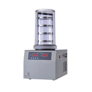 冷冻干燥机FD-1A-50 真空干燥箱 冻干面积0.12㎡ 上海新诺
