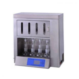 脂肪测定仪 BSXT-04-500 水浴加热方式 索氏抽气器 上海新诺