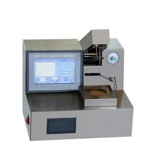 BSY-101C全自動開口閃點測定儀 GB-T3536 新諾