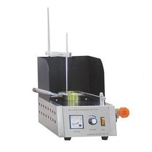 開口閃點和燃點測定儀  GB-T3536 上海新諾