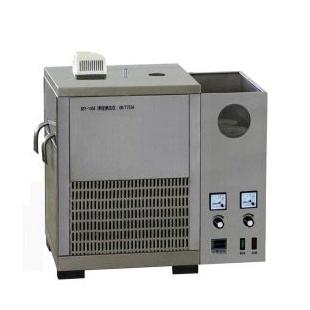 BSY-105E有机液沸程测定仪(双联制冷)符合GB/T7534标准 上海新诺
