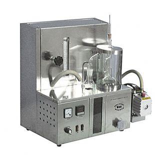 减压高真空蒸馏测定仪  BSY-106 上海新诺 标准SH/T0165