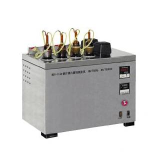 BSY-113A石油产品铜片银片腐蚀测定仪 上海新诺