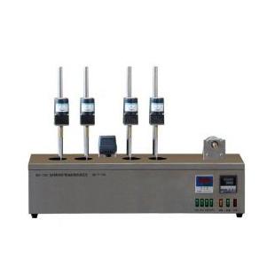 BSY-133A加YZ剂矿物油防锈性能测定仪(四孔)上海新诺