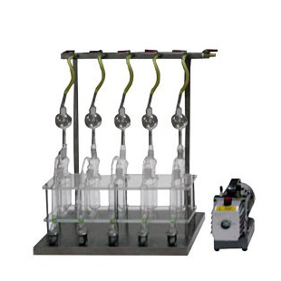 BSY-119石油产品硫含量测定仪(燃灯法) 上海新诺