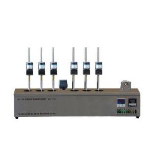 BSY-133B加YZ剂矿物油防锈性能测定仪(六孔) 新诺)