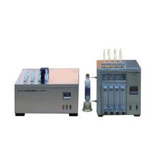 BSY-183石油蜡含油量测定仪 符合GB/T3554 上海新诺