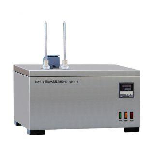 BSY-176石油产品凝点测定仪 符合GB/T510 室温~-50℃ 上海新诺