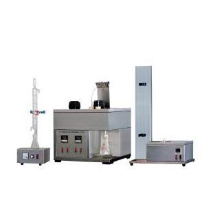 BSY-338原油中蜡、胶质、沥青质含量测定仪 符合SY/T7550 新诺