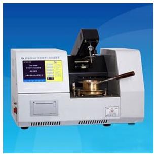 全自動開口閃點試驗器 SYD-3536D 標準GB/T 3536-2008 新諾
