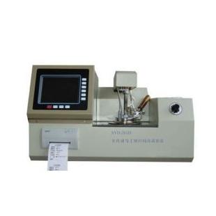 全自動閉口閃點試驗器SYD-261-1 符合GB/T 261-2008 新諾