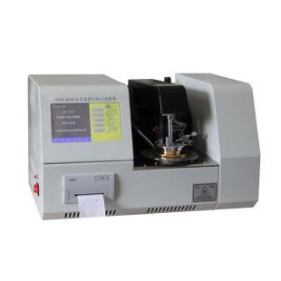 SYD-261D 全自動閉口閃點試驗器(觸摸屏)GB/T261-2008 上海新諾