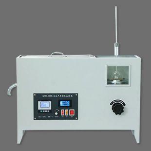 SYD-255K型石油产品馏程试验器 一体式水浴控温 上海新诺