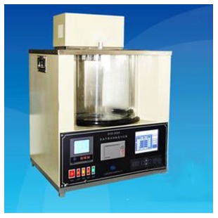 石油产品高精度运动粘度测定器 SYD-265H 上海新诺