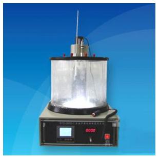 石油产品运动粘度测定器 SYD-265D-1 上海新诺
