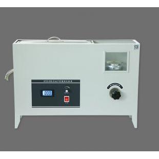 SYD-255型石油产品馏程试验器(一体式) 上海新诺