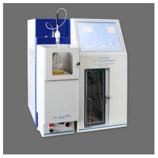 SYD-6536D型石油产品自动蒸馏试验器  大屏幕液晶触摸屏 新诺