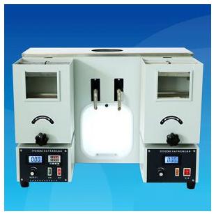 SYD-6536A型石油产品蒸馏试验器(双管式) 上海新诺