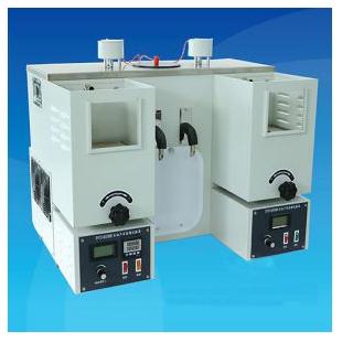 SYD-6536B型石油产品蒸馏试验器(低温双管式) 上海新诺