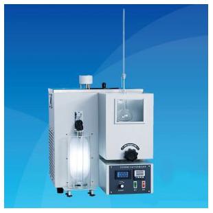 SYD-6536C型石油产品蒸馏试验器(低温单管式) 上海新诺