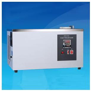 SYD-510G型单槽二浴 石油产品低温试验器 上海新诺