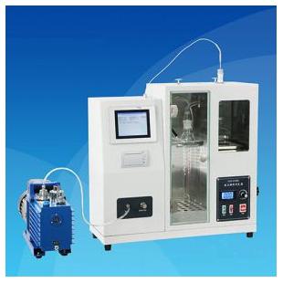 SYD-0165B型减压馏程测定器(半自动触摸屏) 上海新诺 上海新诺