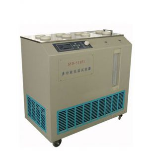 SYD-510F1型多功能低温试验器(触摸屏) 上海新诺