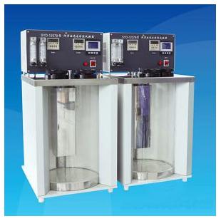 SYD-12579型润滑油泡沫特性试验器  标准GB/T 12579 上海新诺