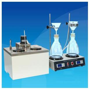 SYD-511B型石油产品和添加剂机械杂质试验器 LED数字显示 新诺