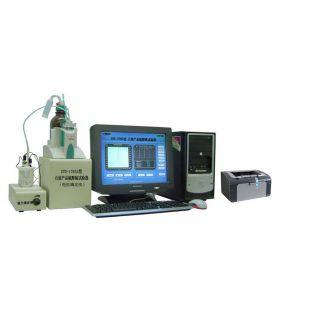 SYD-1792A型石油产品硫醇硫试验器(电位滴定法)  标准GB/T 1792-88 上海新诺