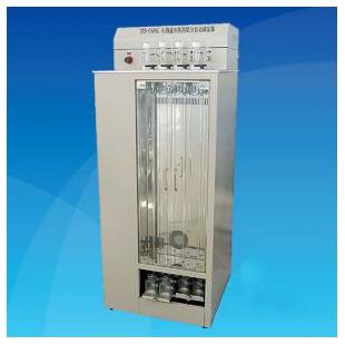 SYD-0509Z石油重油族四组分自动试验器 全中文界面,淋洗过程全自动进行 新诺