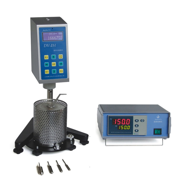 LVDV-1H数显旋转式高温粘度计