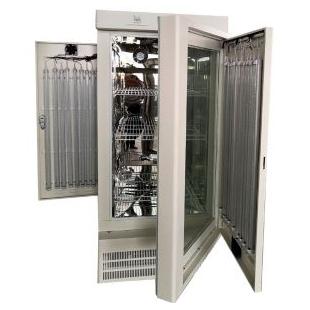 三面光照试验箱LRH-100-LG光照培养箱