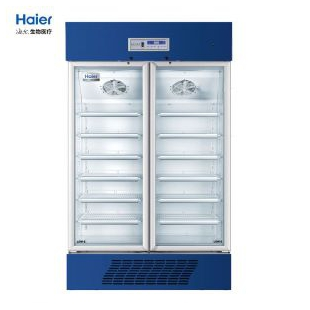HYC-650医用冷藏箱2-8℃海尔生物医疗冰箱