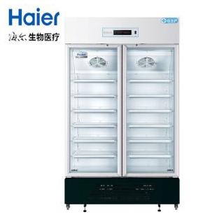 HYC-630L药品阴凉箱8-20℃海尔药品阴凉柜