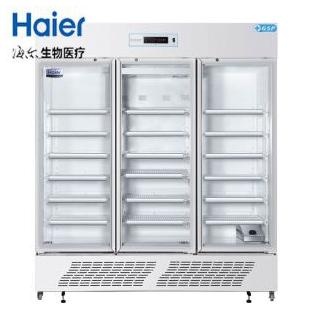 HYC-1050L海尔药品阴凉柜1050升医药保藏箱