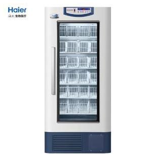4℃医用血液冷藏箱HXC-608海尔血液保存箱