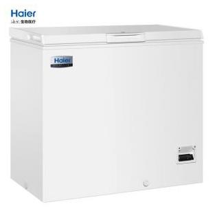 海尔DW-25W198低温冰箱-25℃低温保存箱