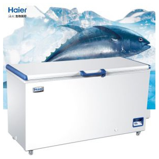 海鲜速冻冰箱DW-60W138-60℃超低温保存箱