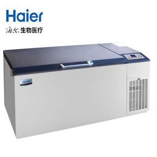 海爾-86℃超低溫保存箱DW-86W420J臥式冰箱
