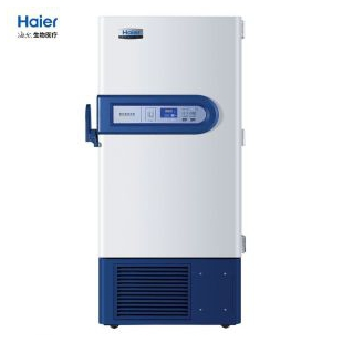 -86℃超低溫保存箱 海爾DW-86L338J超低溫冰箱
