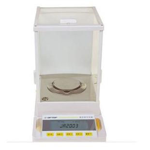 自动校准电子分析天平JA3003电子天平
