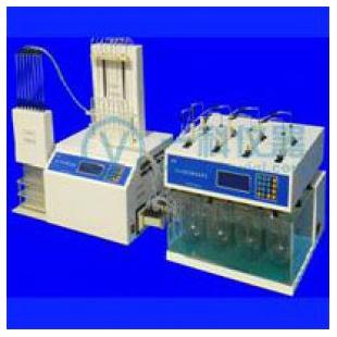 ZQY-12黄海药检智能取样仪 8通道取样仪
