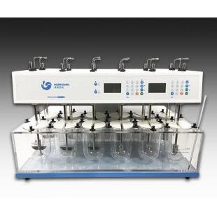 藥品溶出度測定儀RCZ-12B藥物溶出度儀