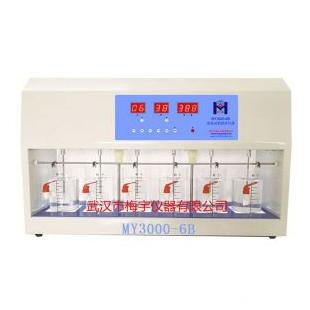MY3000-6B混凝試驗攪拌器 水質監測儀器
