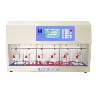 MY3000-6G彩屏六聯電動攪拌機 混凝實驗攪拌儀