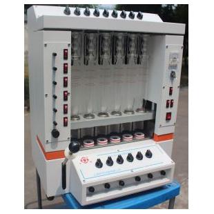 食品酸碱洗涤法测试仪SLQ-6A上海纤检粗纤维测定仪