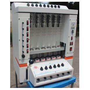 KDN型系列定氮儀故障與處理方法